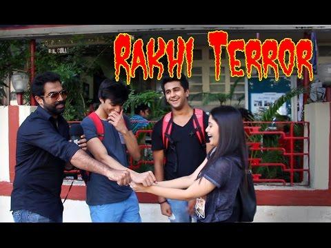 Raksha Bandhan Special - Girls Terrorize Boys With RAKHI