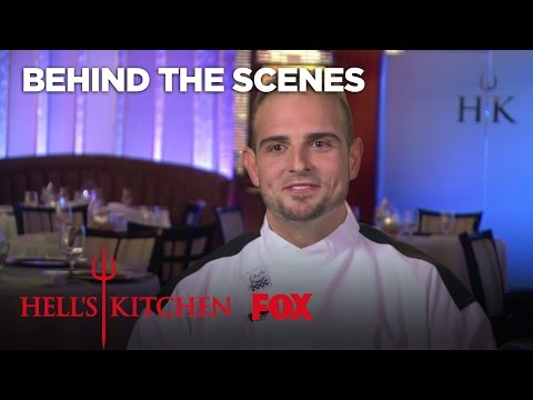 HELL'S KITCHEN | Season 14 Contestant: Josh | FOX BROADCASTING