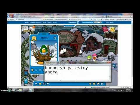 Watch como ser socio en club penguin sin  descargar ni pagar nada