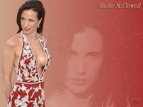 ANDIE MacDOWELL AT 42