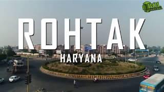 Drone Shots of ROHTAK City | Bol Haryana