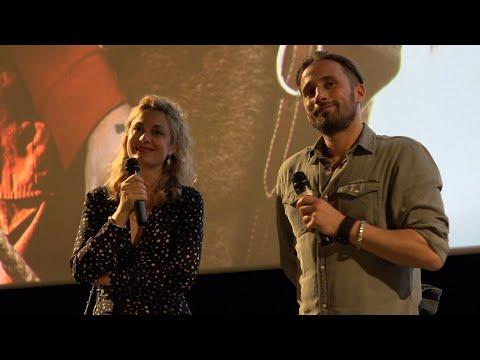 Nevada Paris Premiere - Laure De Clermont-Tonnerre, Matthias Schoenaerts (18/06/2019)