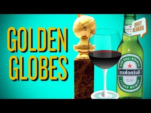 Golden Globes 2014 Where Everyone is Drunk! | DAILY REHASH | Ora TV
