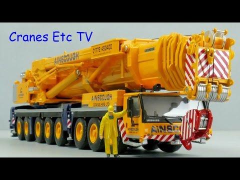 WSI Liebherr LTM 1500-8.1 Mobile Crane 'Ainscough' by Cranes Etc TV