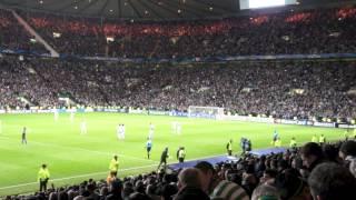Celtic 2 vs Barcelona 1 (Champions League 2012) - Best Fan Atmosphere