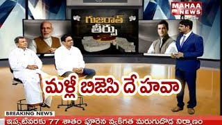 Exit Poll Gujarat Election Results 2017 - Prime Time With Mahaa Murthy  - netivaarthalu.com