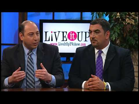 Rich Montenegro and Mike Zammiello on Live It Up