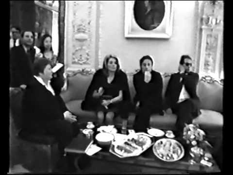 Из видео-дневника Режиса Варнье