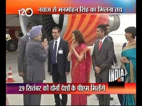 Nawaz Sharif-Manmohan Singh meet of no use after Terrorist attacks: Yashwant Singh
