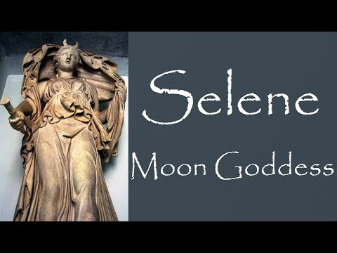 Greek Mythology: Story of Selene