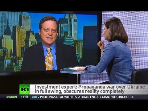 'Euro austerity to fling Ukraine into new Maidan' - investment expert