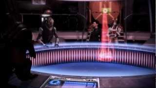 Mass Effect 1&3 - FemShepard and Liara - Shot in The Dark