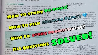 FOR EVERY STUDENT | How to Study Productively | Pick Diamond points | Score Great | PSM/SPM PARK