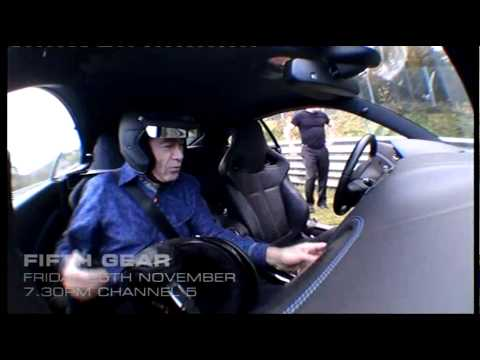 Fifth Gear Preview -- 25th November 2011