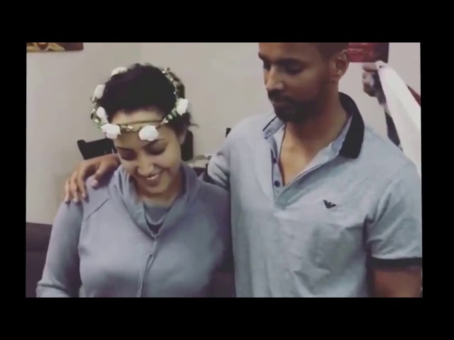 Ethiopia - Actress Hanan Tariq and her fiance preparation to get married - HD Video