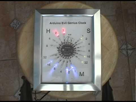 Arduino Binary Clock Kit - formjotformcom
