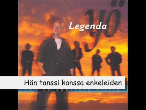 Cover image of song Hän tanssi kanssa enkeleiden by Yö