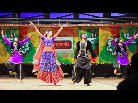 Jatt Ho Gaya Sharabi Indian Dance Group Mayuri Russia