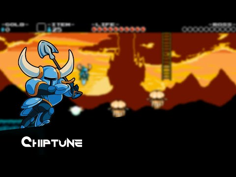Shovel Knight - Strike The World feat. Kevin Villecco (Dj CUTMAN Remix)