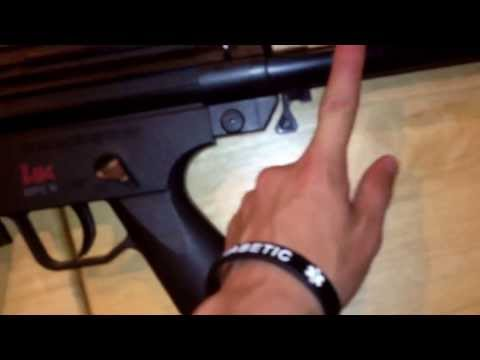 H&K Mp5 navy review
