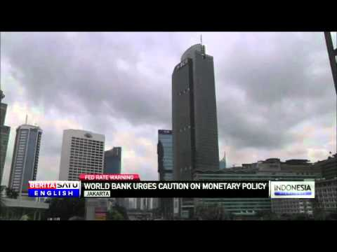 WB Warns Indonesia of the Expected Rate Hike by the Fed