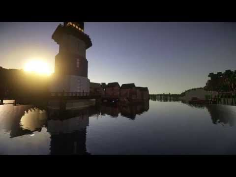 The Autotroph Isles - Beautiful Minecraft Cinematic (with download)
