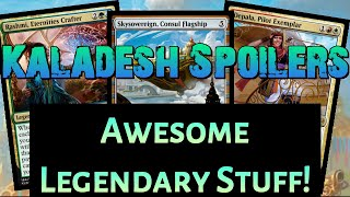 Mtg: Kaladesh Spoilers: Skysovereign, Rashmi, Depala, and More!