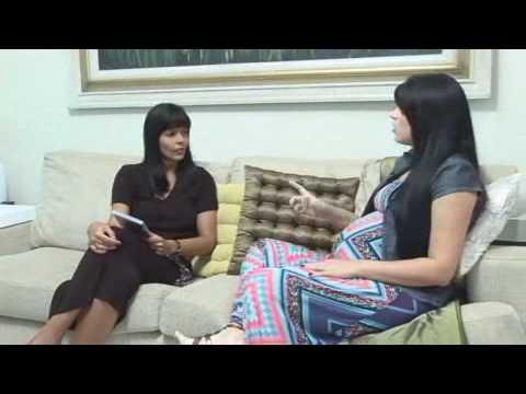 Fernanda Brum fala sobre o DVD Cura-me