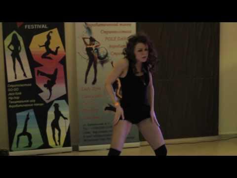 Dance Star Festival  13 03 16, Стрип шоу Любители, Седнина Евгения