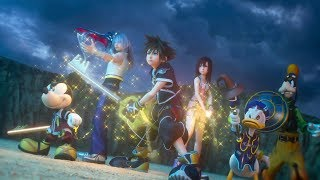 KINGDOM HEARTS III - Opening Movie Trailer