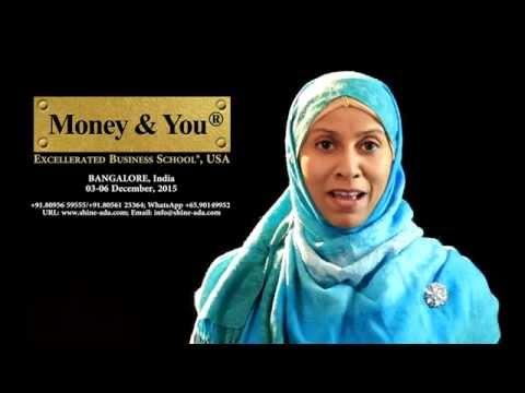 A Global Business Platform - Money & You® Program