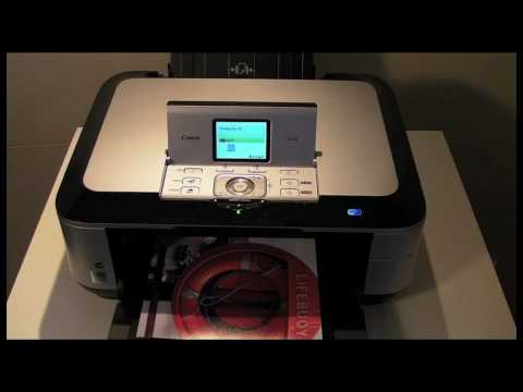 Canon Pixma MP640 All-in-one Printer Review - part 2