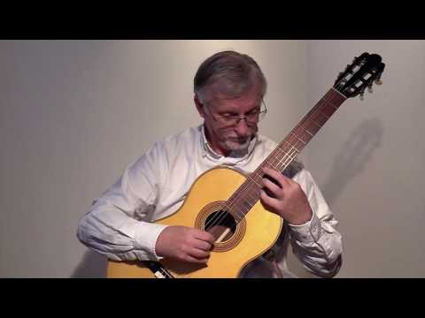 Francisco Tarrega - Endecha - Oremus Preludios