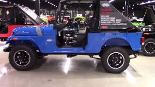 2018 Mahindra ROXOR LE - New Side x Side For Sale - Elyria, OH