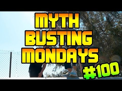 MYTH BUSTING MONDAYS #100 TRAILER