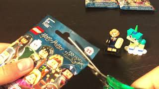 Opening Harry Potter And Unikitty Blindbags!