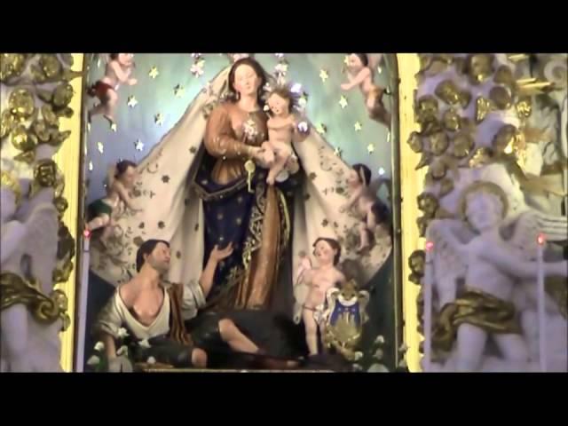 Filmato Cinquantaquattrini Preghiera alla Madonna 17082014