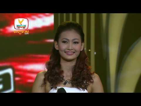 The Voice Cambodia - Keo Sopanha - Pin Tu 100 - 24 Aug 2014