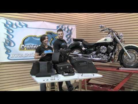 TOTW Saddlebag Brackets Video Installation HD
