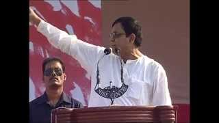 Md Salim speech at Brigade Rally - 08/03/2015 - CPIM State Conference