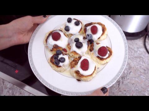 Топ-3 Любимых Завтрака | Анна Устюжанина