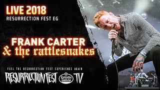 Frank Carter & The Rattlesnakes - Devil Inside Me (Live at Resurrection Fest EG 2018)