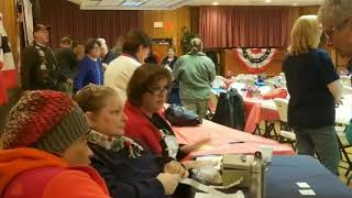 Twin Tiers Honor Flight- Mission 6 Send-Off