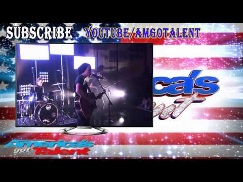 America's Got Talent 2014 -- Miguel Dakota : Brings Radio City to Life With Come Together Cover