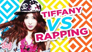 Tiffany Vs Rapping (Girls' Generation/SNSD) Video l @Soshified