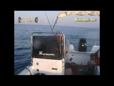 KILIN�LI AV- Capture Team - Trolling Fishing - Balloon Fish-North Cyprus
