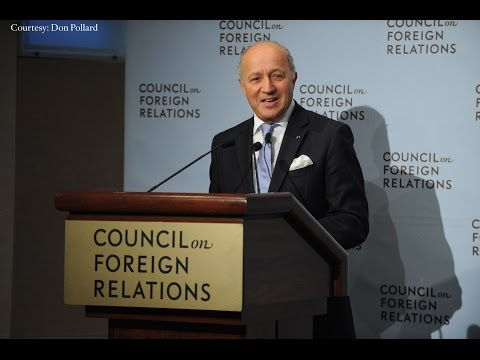 A Conversation With Laurent Fabius