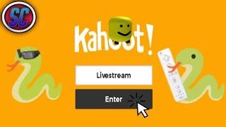 🔴LIVE! THE BEST KAHOOT SUNDAY OF YOUR LIFE! (Happy Sunday!)