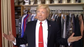 This Donald Trump Impersonator Will Have You Doing a Double Take