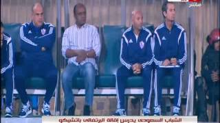 النهار  News | عبد الشافى يقود الاهلى لسحق الشعلة واحمد فتحى يشارك فى خسارة ام صلال
